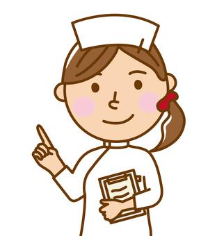 Nurse _ white