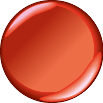 Three-dimensional ball Red