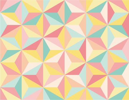Pattern (colorful polygon)