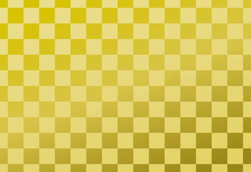 Lattice handle / gold