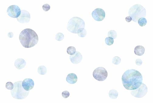 물방울 무늬