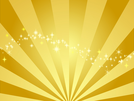 Japanese style background material gold