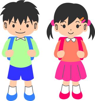 【People】 Children Boys · Girls