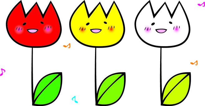 Good tulips