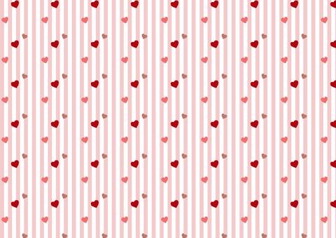 Fluffy heart texture 12
