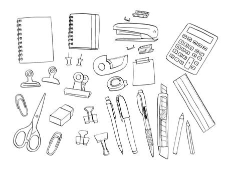 Writing room / affairs supplies