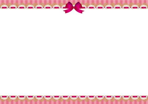 Girly Valentine Frame 04