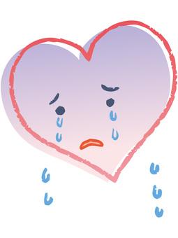 Heart (sad) 2