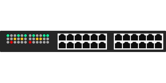 交換集線器(LAN)
