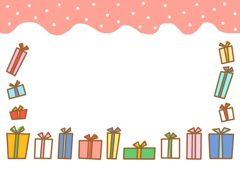 Gift box ② Pink