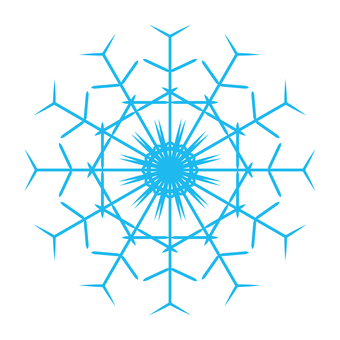 Snowflake, lace