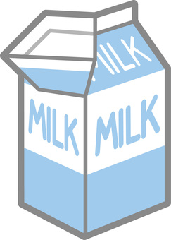 Paper pack milk (500 ml)