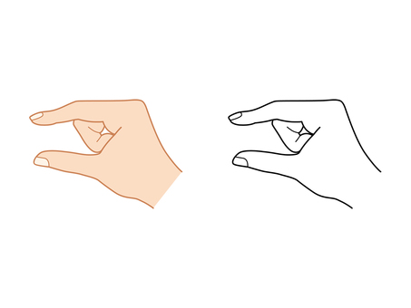 Parts hand