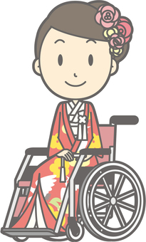 Hint - wheelchair smile - whole body