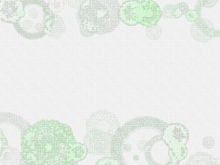 日本圖案卡(綠色)