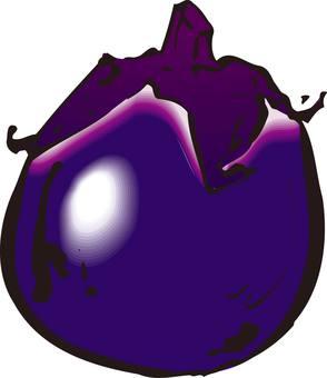 Yamatomaru eggplant, eggplant eggplant, eggplant, eggplant