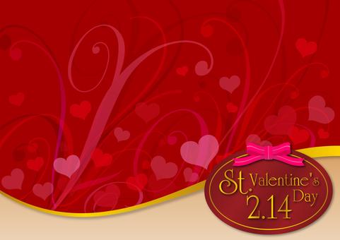Valentine Material 114