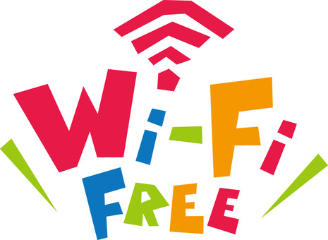 Wi-Fi FREE ☆ Wi-Fi / free