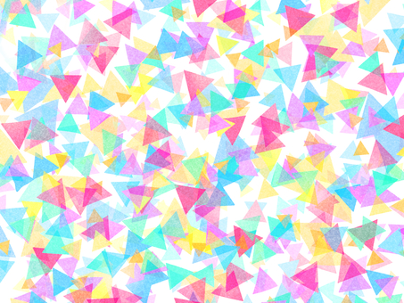 Triangular Wallpaper