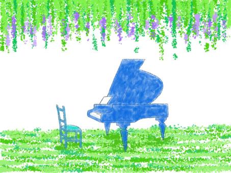 그랜드 피아노 4