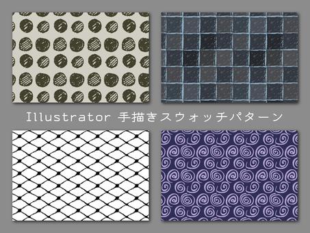Swatch pattern 00