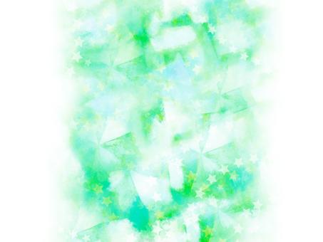 Vertical green background