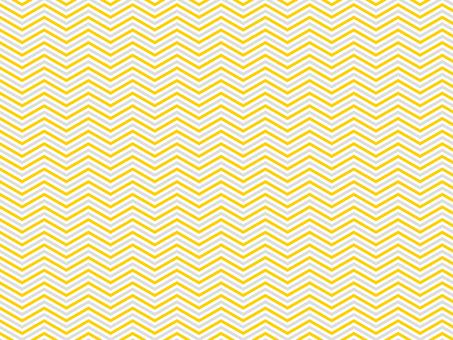 Chevron pattern ● Yellow × gray