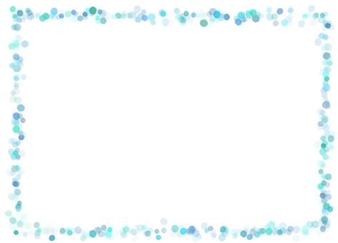 閃爍的藍色