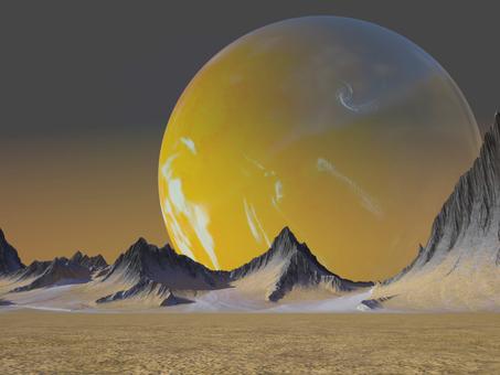 黄色い惑星