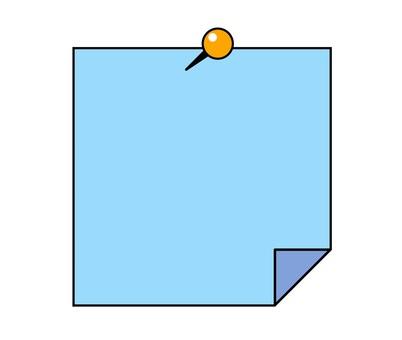Memo color line drawing material
