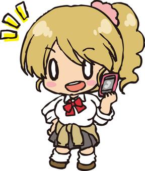 Gal(電話1)