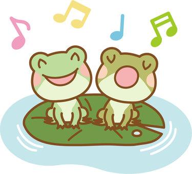 青蛙合唱团