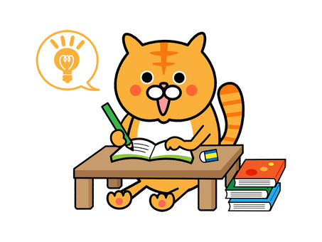 Cat that I learned about studying
