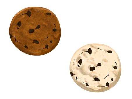 쿠키 소재