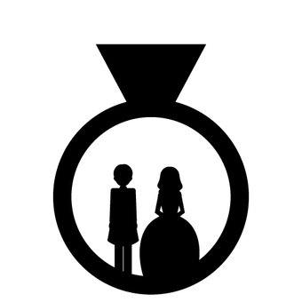 Wedding (Silhouette)