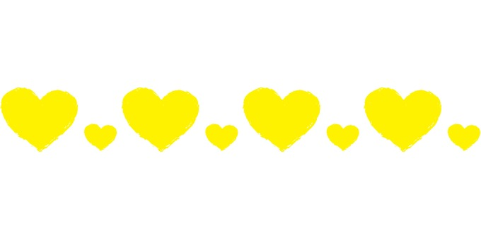 A whole heart full of hearts