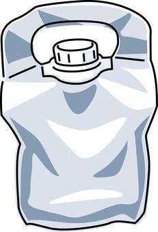 Water supply bag Water supply bag Emergency