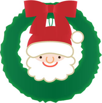 Christmas decoration Santa