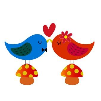 Little bird wedding 1