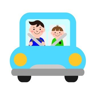 Drive with parent and child