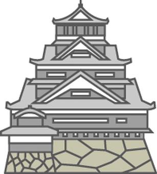 Kumamoto Castle (castle)
