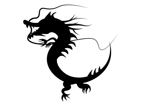 Dragon (shadow picture)