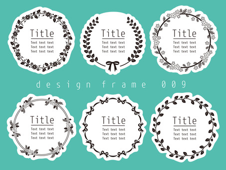 Design Frame 009