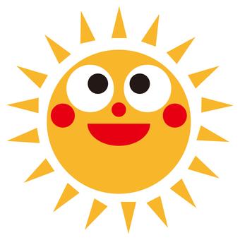 太陽カラー