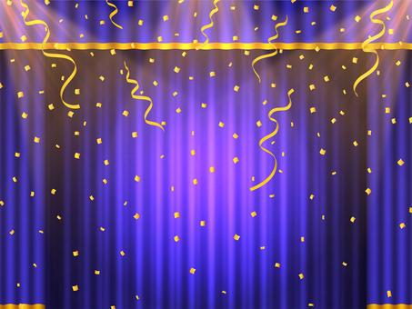 Curtains-Spotlights