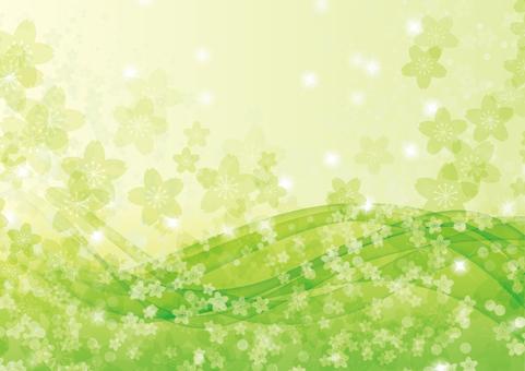 Sakura 32 - Wave Green 02