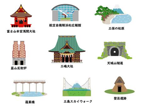 静岡の観光地