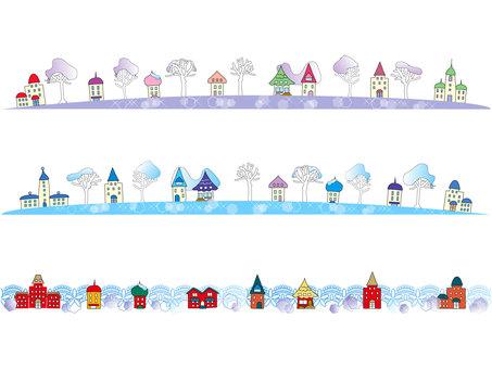 Line _ city skyline 11