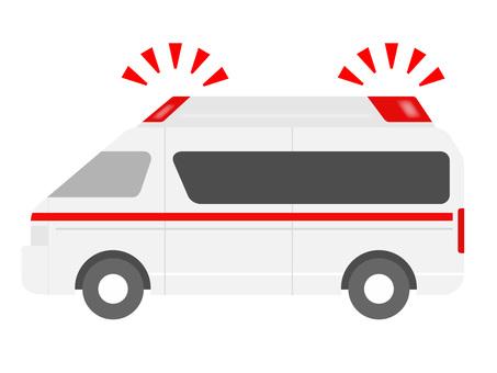 Emergency car 02
