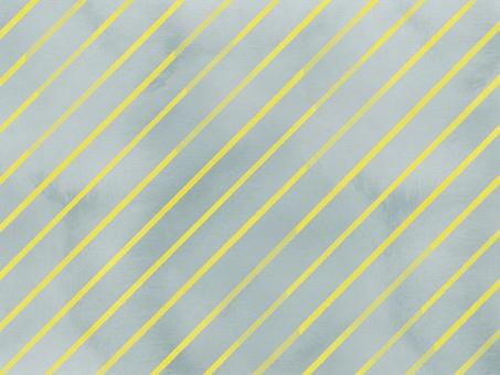 수채화 그레이 형광 노란색 대각선
